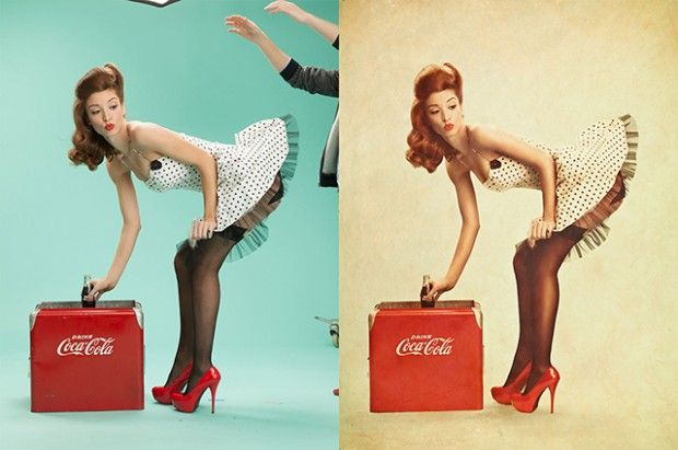 Phlearn PRO Pinup Cola Photoshop Tutorial    http://www.slrlounge.com/review-phlearn-pro-pinup-cola-photoshop-tutorial