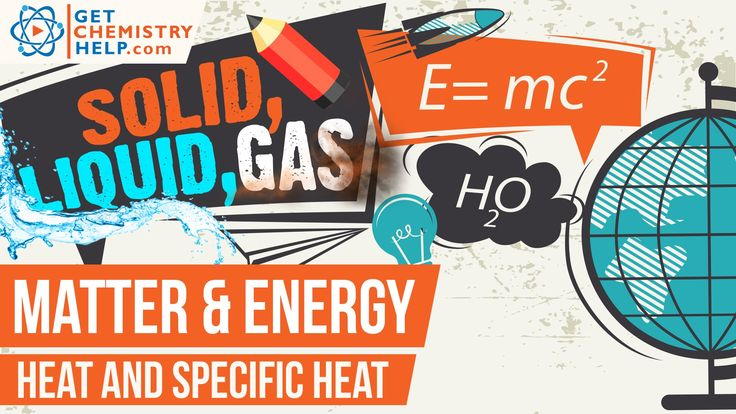 http://www.getchemistryhelp.com This chemistry lesson explains the difference between temperature and heat, units of heat (calories, joules, nutritional calo...