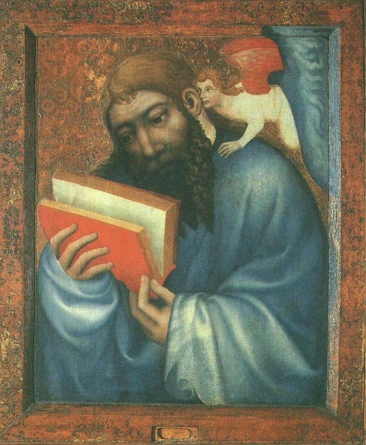 Theoderich von Prag, Evangelist Matthäus