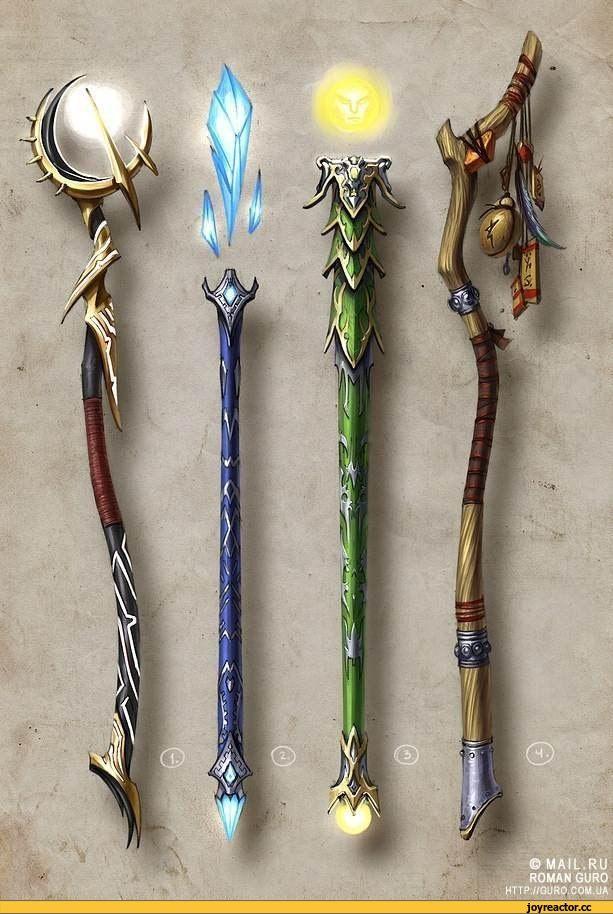 star dragon staff - 613×900