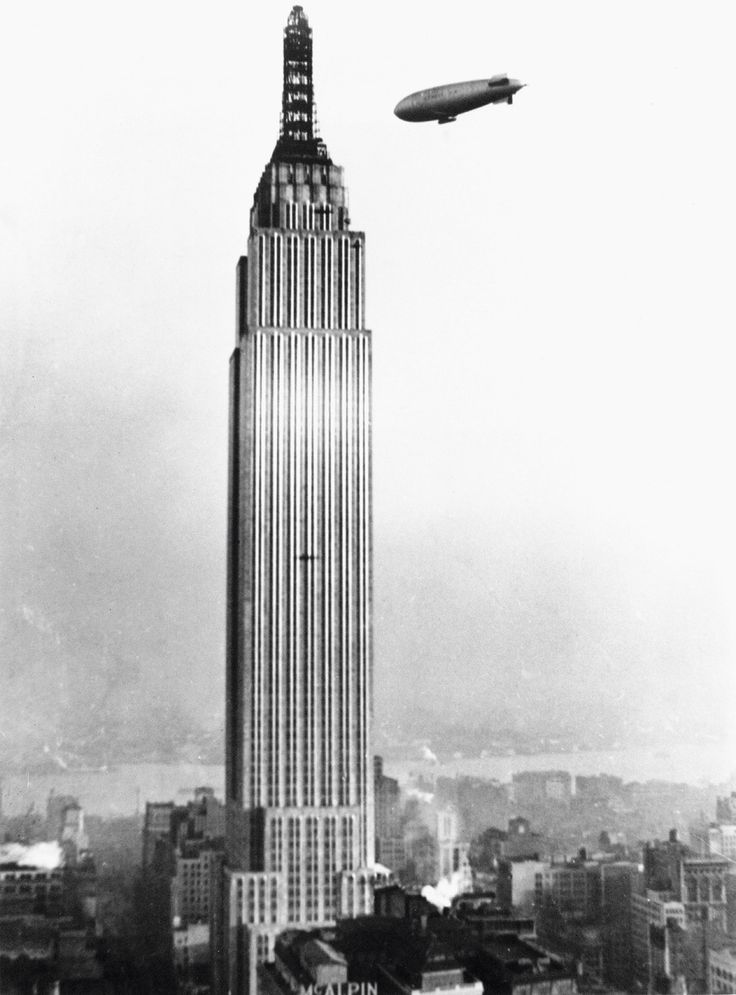 empire state building bastille day