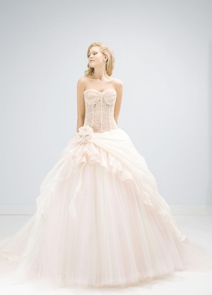Bridal dress D6531