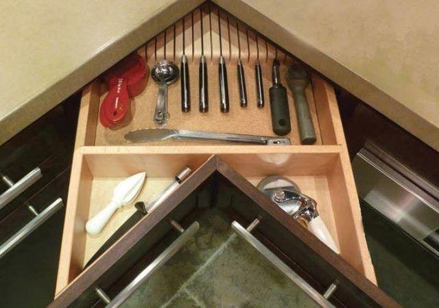 41 Fotos Und Die Inspiration Ecke Schublade Küche