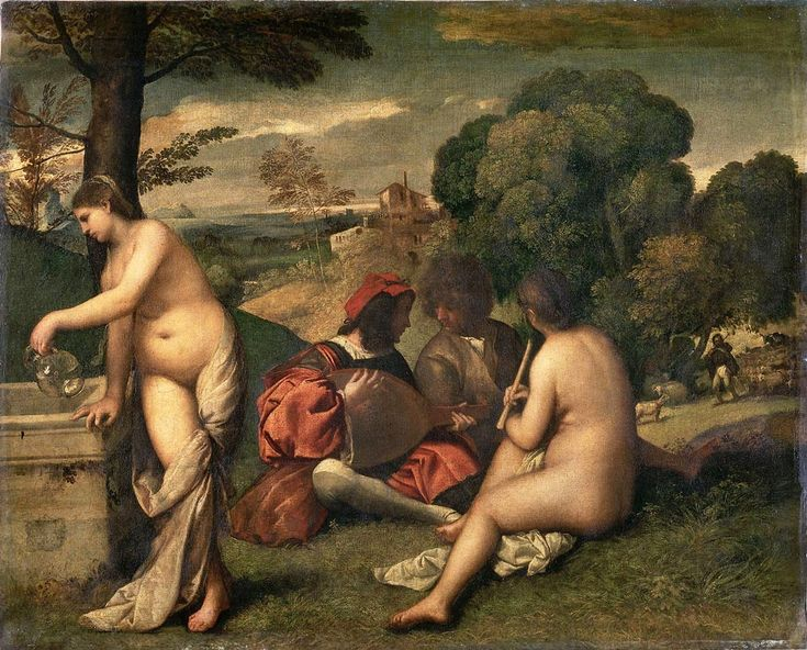 Pastoral Concert by Titian – Facts & History of the Painting