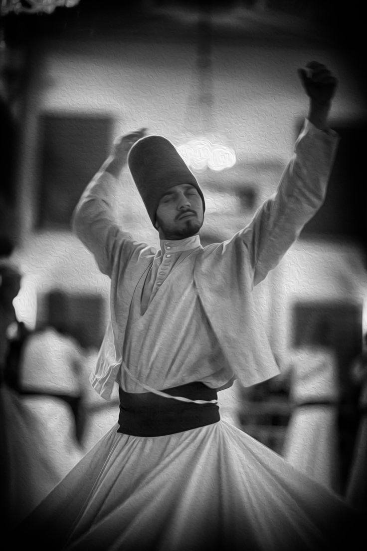 Photograph The Sufi Whirling Dervishes by Muhammed Vefa ARIKAN on 500px