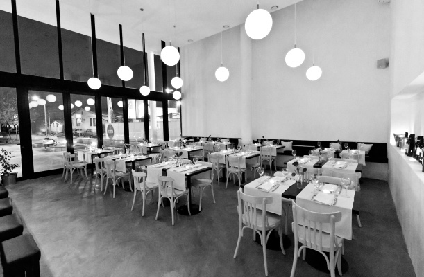 BELGRADE, SERBIA. Homa Restaurant. Hands down the best restaurant I ate at in Belgrade. Excellent food, service, and atmosphere. Address: Žorža Klemansoa 19   Phone: +381 (0)11 328 66 59