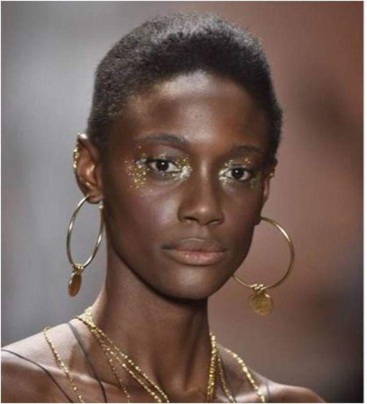 beleza negra inspiradora no verão 2017