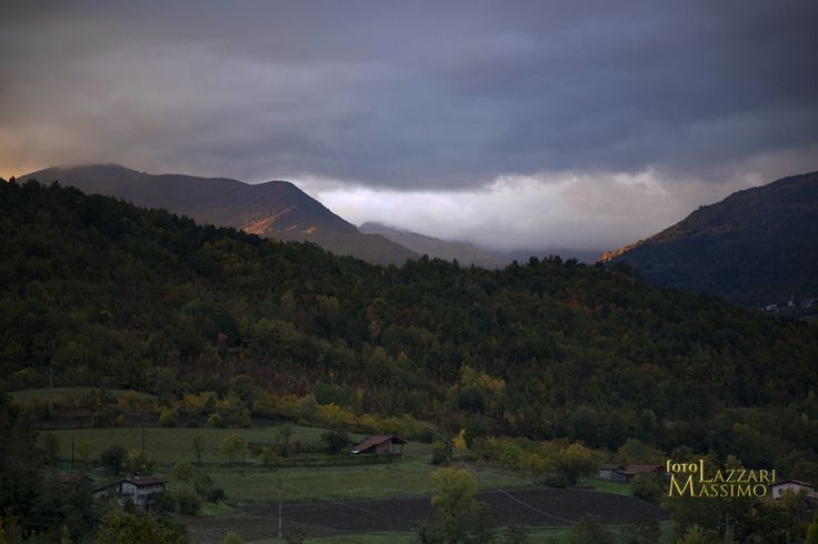 Valle Staffora. Oltrepo pavese. Foto Massimo Lazzari srls - S.Martino Siccomario PV