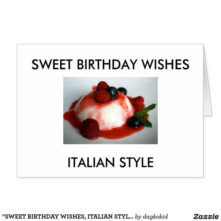 17 best ideas about Geburtstagsw nsche Auf Italienisch on – Happy Birthday Greetings in Italian