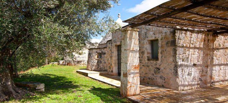 Location Trulli Pouilles - Chambre d'hôte Cisternino | Hote-italia