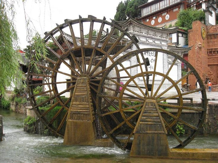 Die Wassermühle – Jeder kennt das sich immer weiter drehende, nicht enden wollende rotierende Rad. Doch woher kommt diese Erfindung und was haben wir ihr zu verdanken?Wassermühlen – Ein Rad...