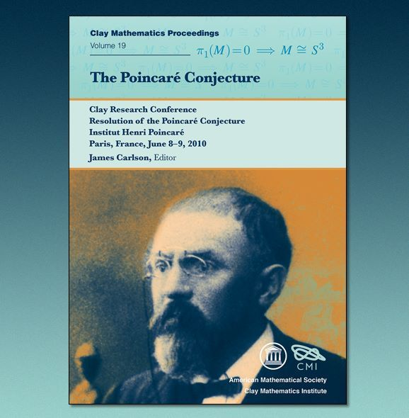 """The Poincaré Conjecture"".The conference to celebrate the resolution of the Poincaré conjecture, which is one of the Clay mathematics Institute's seven Millennium Prize Problems, was held at the Institut Henri Poincaré in Paris. Several leading mathematicians gave lectures providing an overview of the conjecture--its history, its influence on the development of mathematics, and, finally, its proof..."
