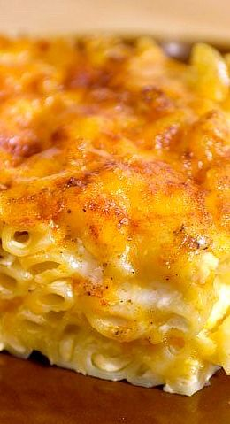 990 best images about Mac n' Cheez on Pinterest | Mac cheese, Bacon and Baked macaroni