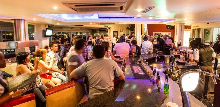 Alba Lounge, V&A