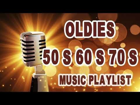 Oldies 50's 60's 70's Music Playlist - Oldies Clasicos 50-60