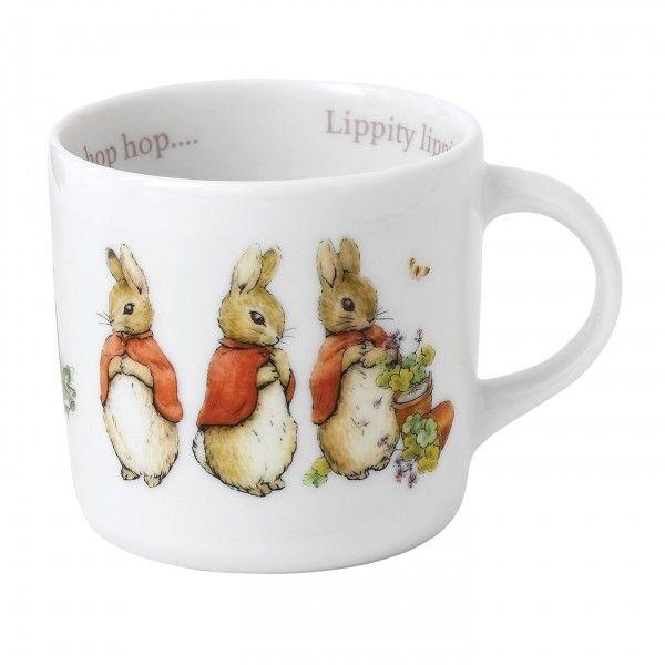 Peter Rabbit: 'Flopsy, Mopsy and Cotton-tail' Mug
