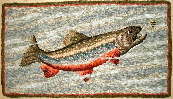 rug hooking patterns - Google Search