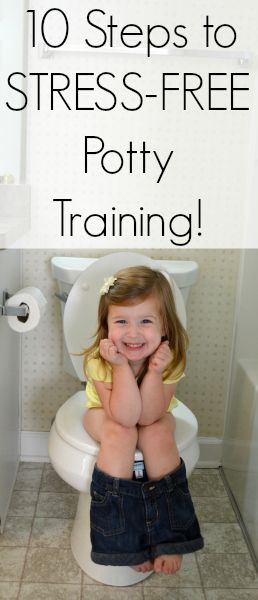 Simple, practical tips for potty training your child