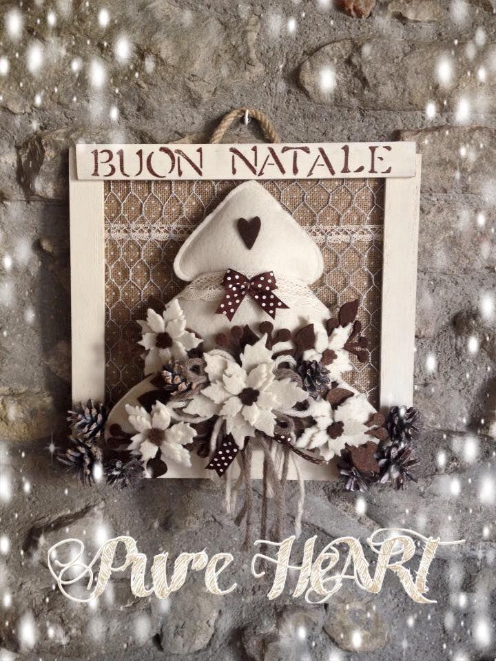 Care amiche vi propongo alcune nuove idee per i vostri regali di Natale     Ghirlande...                                 porta bottiglie  ...