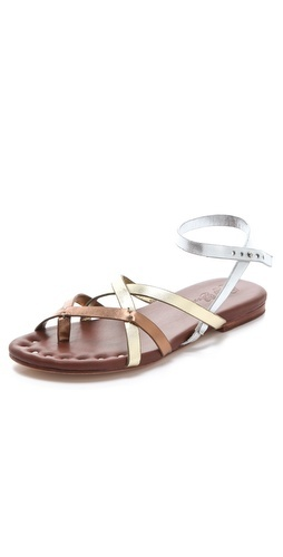 gladiator: Gladiators Sandals, Clothing Shoes Pocketbook, Summer Style, Strappy Flats, Flat Sandals, Metals Sandals, Bernson Jack, Flats Sandals, Ems