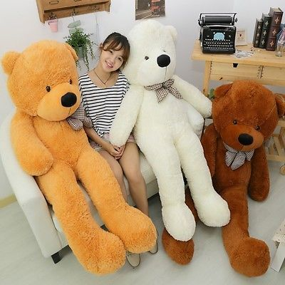 "#Xxxxl 55"" extra large teddy bear #giant jumbo big soft #plush toy massive 1.4m k,  View more on the LINK: 	http://www.zeppy.io/product/gb/2/381532302917/"