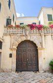Ruelle. Altamura. Puglia. Italie Photo De Stock