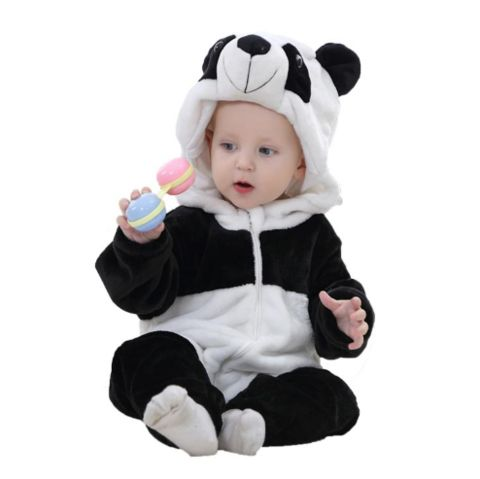 Panda Jumpsuit Baby Rompers **FREE+SHIPPING**