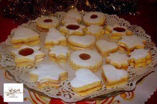Receptek, és hasznos cikkek oldala: Narancsos töltött keksz