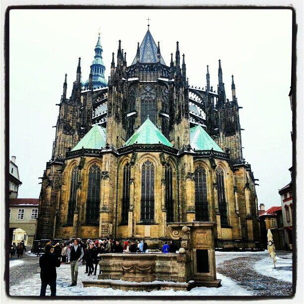Katedrála sv. Víta | Saint Vitus' Cathedral