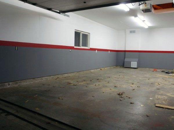 25  Best Ideas about Painted Garage Walls on Pinterest   Garage paint colors   Garage entry and Garage entryway. 25  Best Ideas about Painted Garage Walls on Pinterest   Garage
