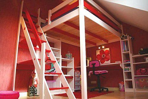 die besten 25 hochbett f r erwachsene ideen auf pinterest jungs hochbetten jugendlicher loft. Black Bedroom Furniture Sets. Home Design Ideas