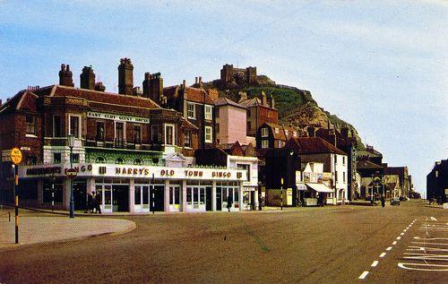 Harrys Old Town Bingo, Hastings