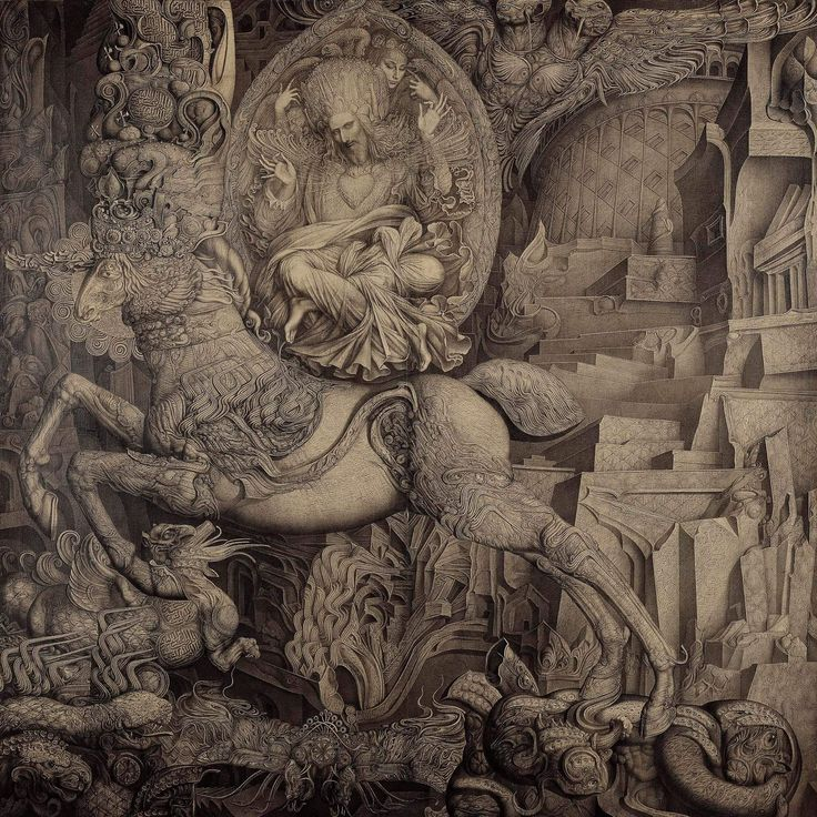 he iconic Ernst Fuchs, one of the founders of the Vienna School of Fantastic Realism, teacher to many of the great contemporary visionaries, incredible painter, Fernal ally, passed away today. RIP and Be in Love