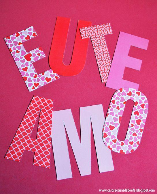 Papelaria especial para o Dia dos Namorados e algumas ideias de decoração