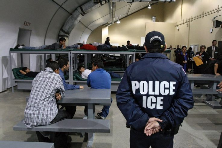 ICE Detainees Sue Private Prison Firm Over 'Forced Labor,' Accuses It of Violating Anti-Slavery Laws