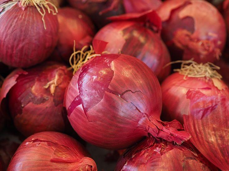 Poznejte léčivé vlastnosti červené cibule