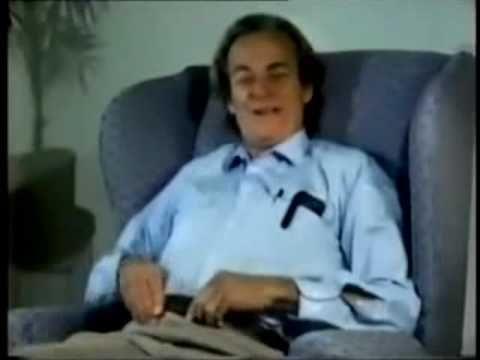 Ричард Фейнман: Огонь - YouTube