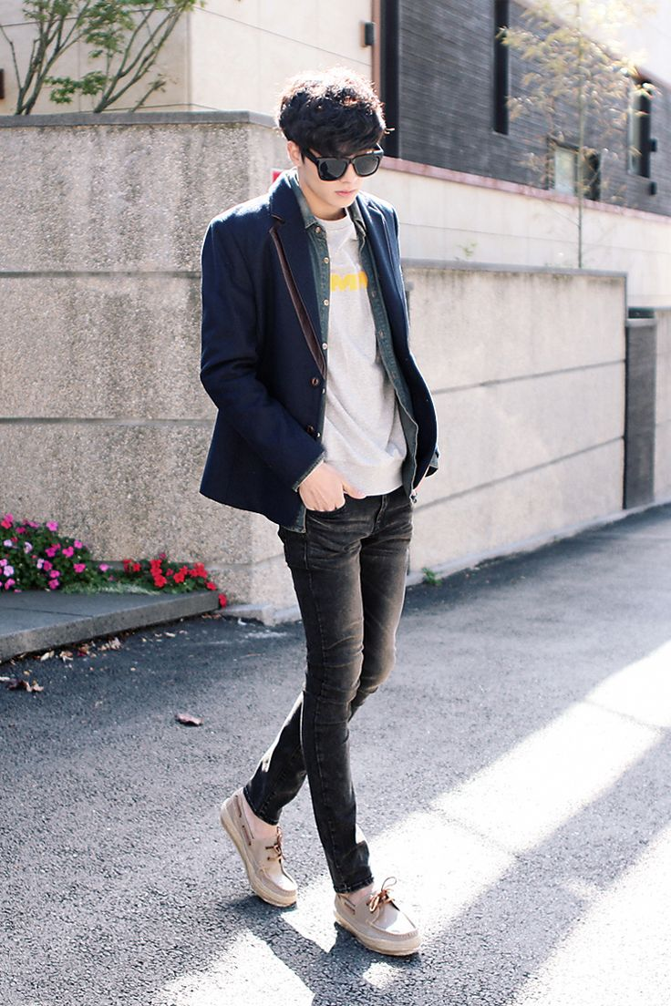 Layering Style Menstyle Mensfashion Koreanfashion Men