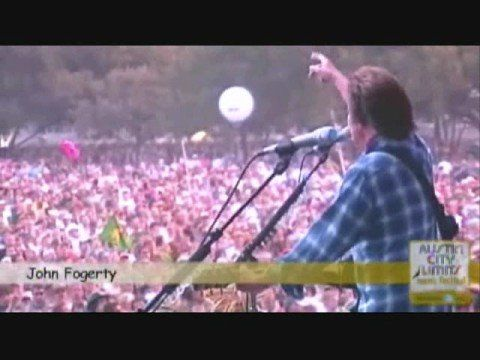 "CCR Frontman John Fogerty performs ""Midnight Special"" from ""Willy and the Poorboys"" at Austin City Limits Music Festival on Sept. 27th, 2008, on the last show of the Revival Tour"