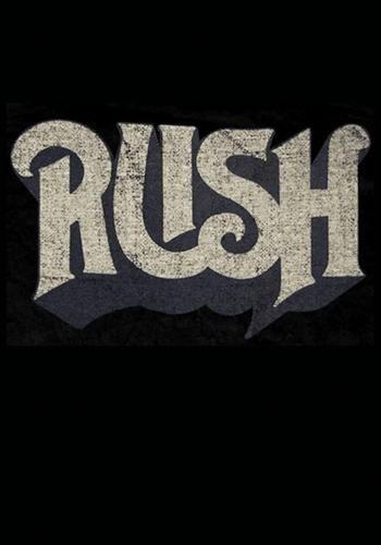 Rush Band | Rush - Orginal Logo Band T Shirt | Loud Band T Shirts | Mens Band Tees ...
