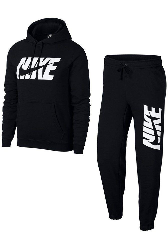 Nike Sportswear Jogginganzug »M NSW CE TRK SUIT FLC GX« (Set