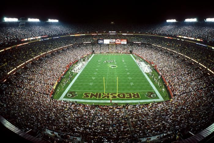 Redskins cut deal with Uber to provide pickup/drop-off location at FedEx Field
