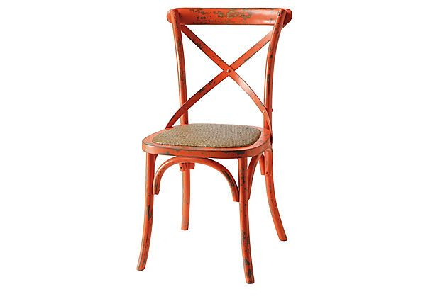 this is an even cuter version of the chairs i got at ...