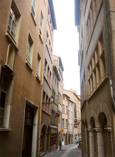 Quartier Saint Jean - Rue du Boeuf