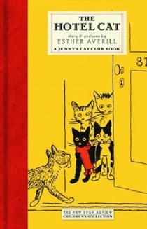 Bog, hardback The Hotel Cat af Esther Averill