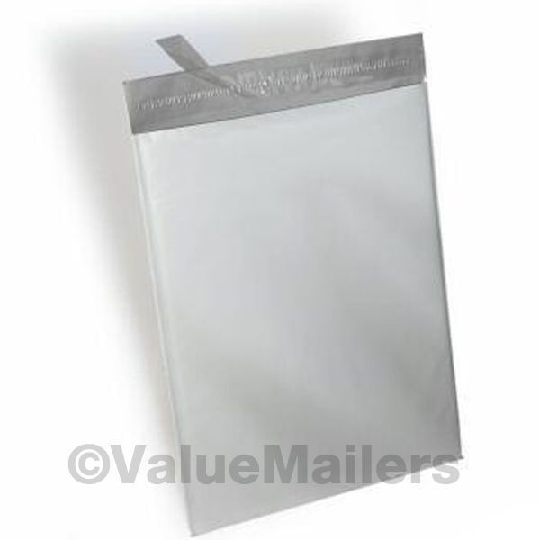 200 19x24 Poly Mailers Shipping Envelopes Bags 100 Recyclable 2 6 Mil | eBay