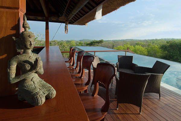 Villa Indah Manis Indah Manis  PrayingAtTheBar