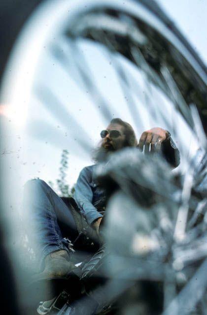 Biker Bart Harley Davidson – Fotoidee – #Bart #Biker #davidson #Fotoidee # …  …