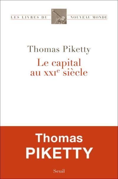 Le capital au XXIème siècle, Thomas Piketty