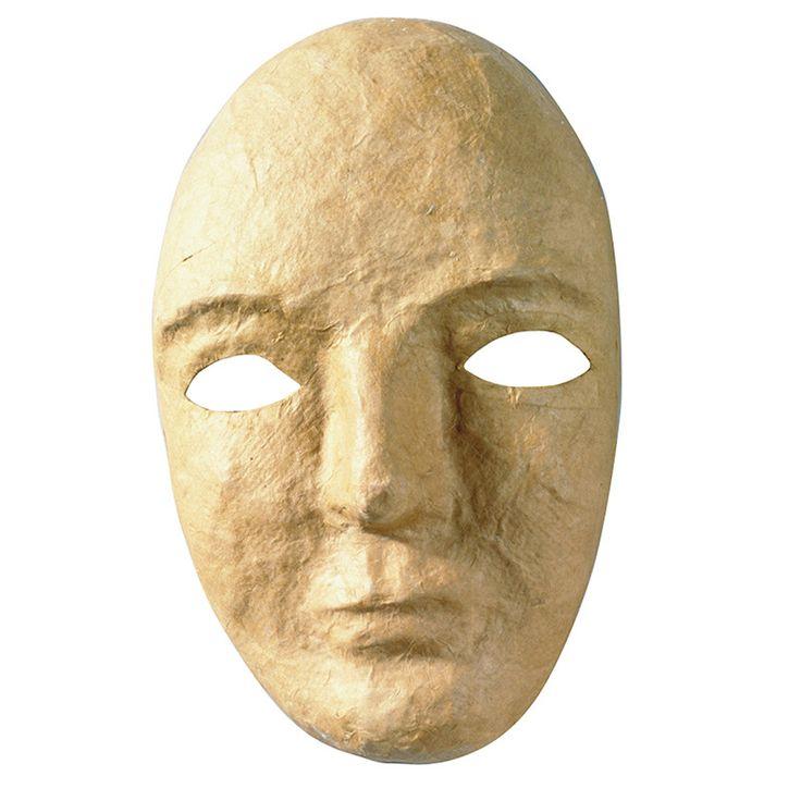Best 25 papier mache ideas on pinterest paper mache crafts paper mache and diy decorations paper - Masque papier mache ...